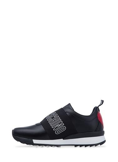 Love Moschino Ayakkabı Siyah